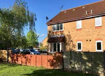 Thumbnail 1 bed end terrace house for sale in Betts Close, Godmanchester