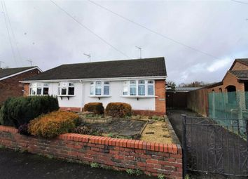 Thumbnail 2 bed semi-detached bungalow for sale in Wordsworth Road, The Straits, Lower Gornal