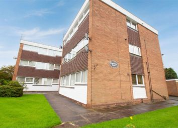 Thumbnail 2 bed flat for sale in Bramwood Court, Bramhall, Stockport, Cheshire