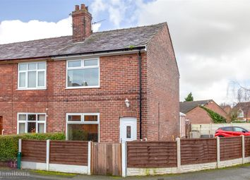 Thumbnail 3 bed end terrace house for sale in Lilford Street, Leigh