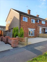Thumbnail 3 bed semi-detached house to rent in Brook Road, Leicester