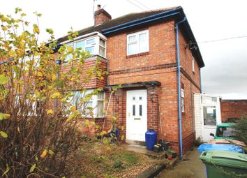 Thumbnail 3 bed semi-detached house for sale in Sunny View, Old School Lane, Rise