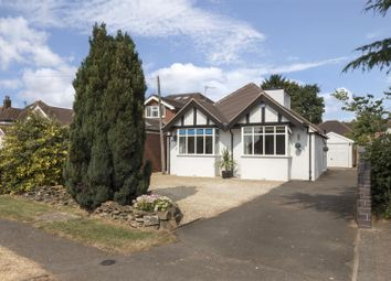 Thumbnail 3 bed detached bungalow for sale in Rugby Road, Cubbington, Leamington Spa