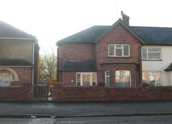 Thumbnail 3 bed semi-detached house to rent in Kingsland Avenue, Northampton