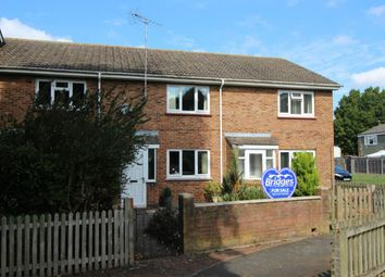 Thumbnail 2 bed terraced house for sale in Overton Close, Aldershot