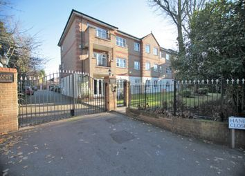 Thumbnail 3 bed flat to rent in Haddon Court, Hanbury Close, Hendon