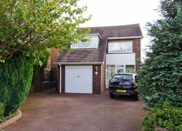 Thumbnail 3 bed detached house for sale in New Street, Shelfield, Walsall
