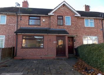 Thumbnail 2 bed terraced house to rent in Folliott Road, Stechford, Birmingham