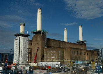 Thumbnail 3 bedroom flat for sale in Boiler House, Battersea Power Station, Battersea