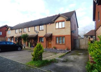 Thumbnail 3 bed end terrace house for sale in Pettingrew Close, Walnut Tree, Milton Keynes