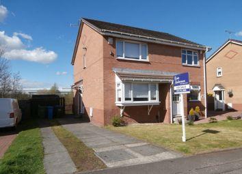 Thumbnail 2 bed semi-detached house for sale in Springcroft Crescent, Springhill Farm, Baillieston, Glasgow