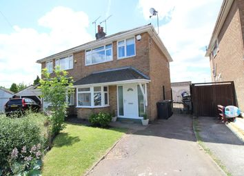 Thumbnail 3 bed semi-detached house for sale in Constance Close, Bedworth
