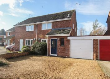 Thumbnail 3 bed semi-detached house for sale in Ross Close, Saffron Walden