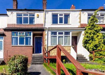 Thumbnail 2 bedroom terraced house for sale in Manor Avenue, Hyde Park, Leeds
