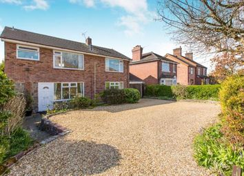 Thumbnail 4 bed detached house for sale in Bradeley Road, Haslington, Crewe, Cheshire