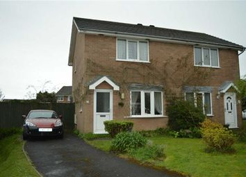 Thumbnail 2 bed semi-detached house for sale in Squirrel Walk, Fforest, Swansea