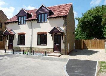 Thumbnail 2 bed semi-detached house to rent in Goodchild Garden, Isleham