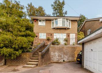 Thumbnail 4 bed detached house for sale in Lower Elmstone Drive, Tilehurst, Reading