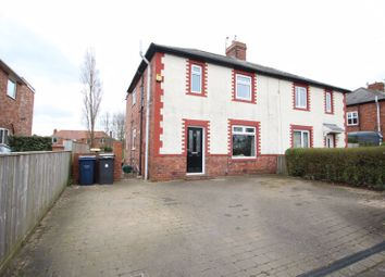Thumbnail 3 bed semi-detached house for sale in Dilston Terrace, Jarrow