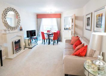 Thumbnail 2 bed flat for sale in Hale Road, Hertford
