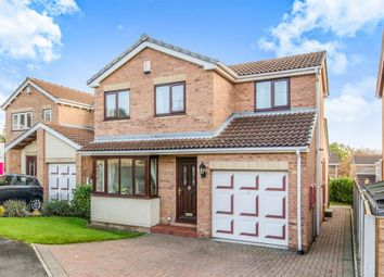 Thumbnail 3 bed detached house for sale in Heather Court, Outwood, Wakefield
