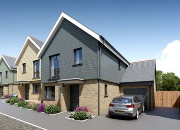 Thumbnail 4 bed detached house for sale in Adams Court, Bideford