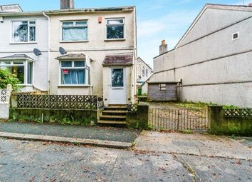 Thumbnail 3 bed end terrace house for sale in Plymouth, Devon, England