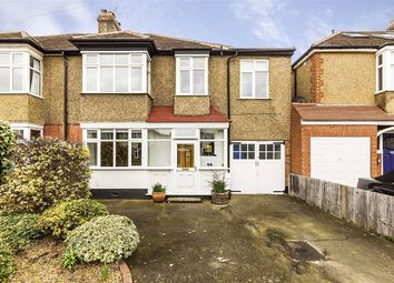 Thumbnail 5 bed semi-detached house for sale in Fernhill Gardens, Kingston Upon Thames