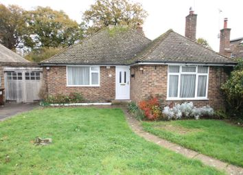 Thumbnail Detached bungalow for sale in Knebworth Road, Bexhill-On-Sea