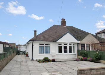 Thumbnail 2 bed semi-detached bungalow for sale in Hest Bank Road, Morecambe