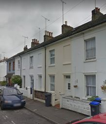 Thumbnail 3 bed terraced house to rent in Graham Road, Worthing