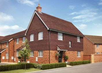"""Thumbnail 3 bed semi-detached house for sale in """"The Willow"""" at Forge Wood, Crawley"""