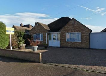 Thumbnail 2 bed bungalow for sale in Ambergate Drive, Birstall, Leicester, Leicestershire