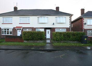 Thumbnail 1 bed flat to rent in Glasgow Road, Primrose, Jarrow