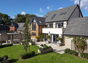 Thumbnail 5 bed detached house for sale in Clover Grove, Barrow Gurney, Bristol