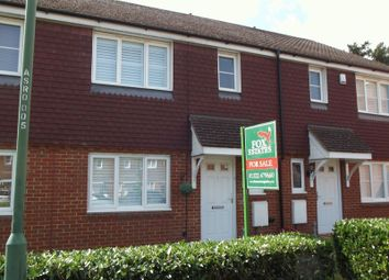 Thumbnail 3 bed terraced house for sale in St. Ronans View, Dartford