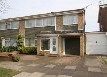 Thumbnail 4 bed semi-detached house for sale in Cateran Way, Collingwood Grange, Cramlington