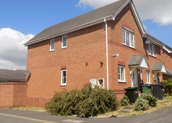 Thumbnail 2 bed semi-detached house for sale in Cross Street, Wednesbury, West Midlands