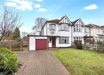 Thumbnail 3 bed semi-detached house for sale in Hercies Road, Hillingdon, Middlesex