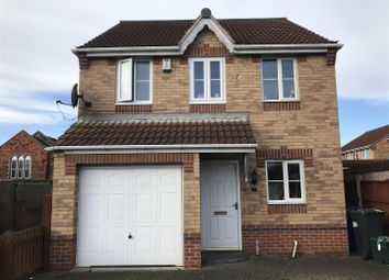 Thumbnail 3 bed detached house for sale in Queens Park, Edlington, Doncaster