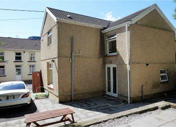 Thumbnail 3 bed detached house for sale in Jenkins Street, Hopkinstown, Pontypridd