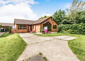 Thumbnail 4 bed detached bungalow for sale in Bees Corner, Wainfleet, Skegness
