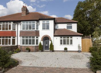 Thumbnail 4 bed semi-detached house for sale in Farm Road, Leamington Spa