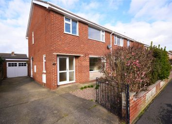 Thumbnail 3 bed semi-detached house for sale in Chestnut Drive, Louth, Lincolnshire