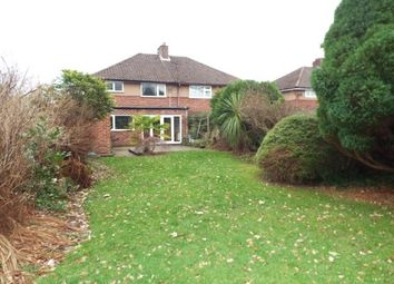 Thumbnail 3 bed property to rent in Finney Drive, Wilmslow