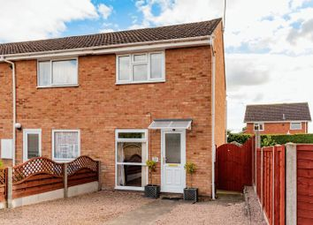 Thumbnail 2 bed end terrace house for sale in Haston Close, Kings Acre, Hereford