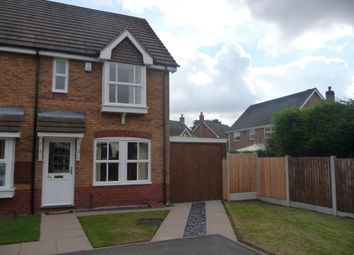 Thumbnail End terrace house to rent in Swale Road, Sutton Coldfield