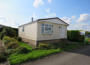 Thumbnail 2 bed mobile/park home for sale in Stonecliff Park, Prebend Lane, Welton