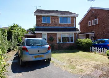 Thumbnail 3 bed detached house for sale in Gorse Crescent, Marford, Wrexham