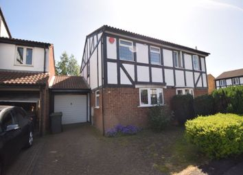 Thumbnail 2 bed semi-detached house for sale in Corbridge Drive, Luton